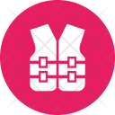 Life Jacket Guard Icon