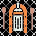 Life Boat Service Icon