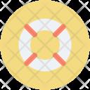 Life Donut Ring Icon
