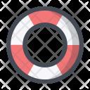 Life Buoy Guard Icon