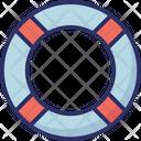 Life Belt Life Buoy Life Ring Icon