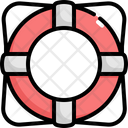 Life Ring Emergency Icon