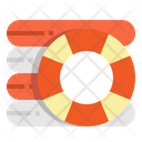 Life Saver Buoy Icon