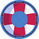 Life Buoy Life Ring Ambulance Icon