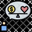 Life Equilibrium Balance Happiness Icon