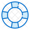 Life Guard Computer Security Icon