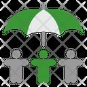 Life Guard Insurance Assurance Icon
