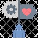 Guidance Coaching Alternative Icon