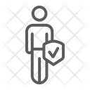 Life Insurance Protection Icon