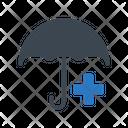 Life Insurance Umbrella Icon