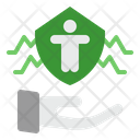 Life Insurance Shield Protection Icon