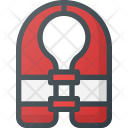 Life Guard Jacket Icon