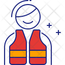 Life Jacket Safety Jacket Life Vest Icon