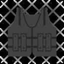 Jacket Life Police Icon