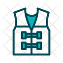 Life Jacket Vest Protection Icon
