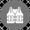 Jacket Police Vest Icon