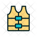 Life Jacket Lifeguard Vest Vest Icon