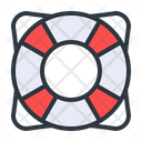 Life Tube Safety Icon