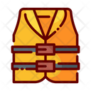 Life Jacket Life Saver Life Vest Icon