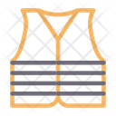 Jacket Safety Protection Icon