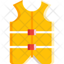 Life Jacket Rescue Jacket Icon