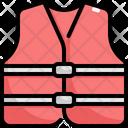 Life Jacket Emergency Icon