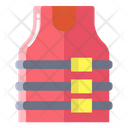 Glife Jacket Life Jacket Safety Icon