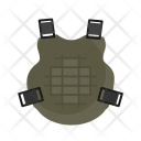 Chest Life Jacket Icon