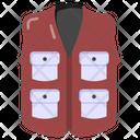 Life Vest Life Jacket Jacket Saver Icon