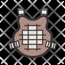 Chest Life Vest Icon