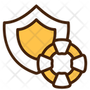 Protection Shield Safe Icon