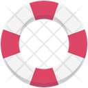 Life Ring Life Belt Life Buoy Icon