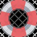 Life Ring Life Belt Lifebuoy Icon