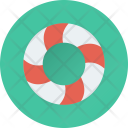 Life Ring Belt Icon