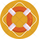 Life Saver Life Preserver Floater Icon