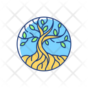 Life Tree Icon