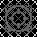 Life Tube Icon