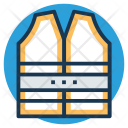 Protective Clothes Safety Icon