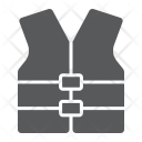Life Vest Safety Icon