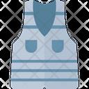 Life Vest Safety Jacket Safety Vest Icon