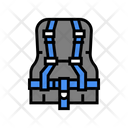 Life Vest Color Icon