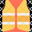Life Jacket Safety Icon