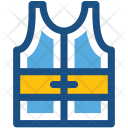 Life Jacket Safety Icon
