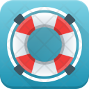 Lifesaver Lifeguard Life Icon