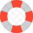 Lifebelt Lifesaver Swimmer Icon