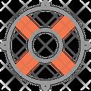 Lifebuoy Support Servce Icon