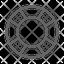 Lifebuoy Help Lifesaver Icon