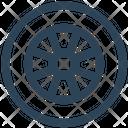 Ui Ux Lifebuoy Icon