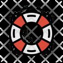 Help Lifeguard Lifebuoy Icon