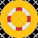 Lifebelt Lifesaver Lifebuoy Icon